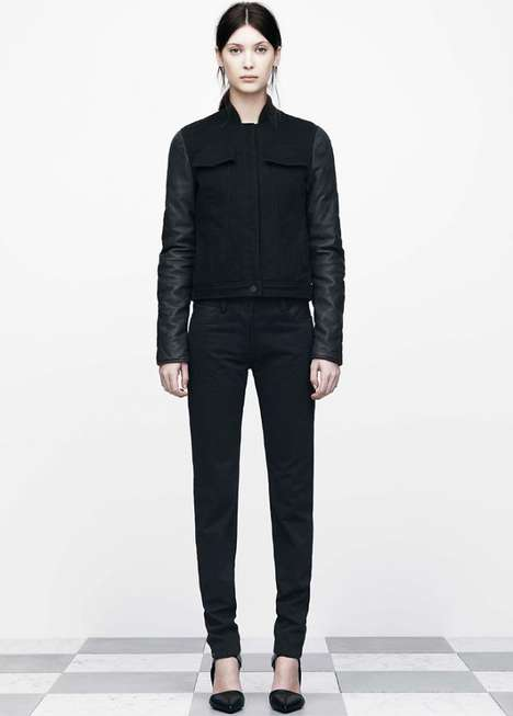 T by Alexander Wang Autumn/Winter 2012 Women