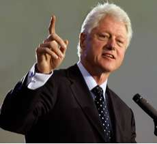 Bill Clinton Keynotes