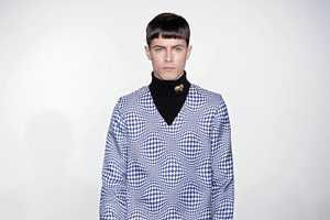 The JW Anderson Fall/Winter 2012 Offers Snowbound Geometrics