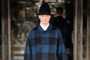 The E. Tautz Fall/Winter 2012 Collection is For Men of Many Hats