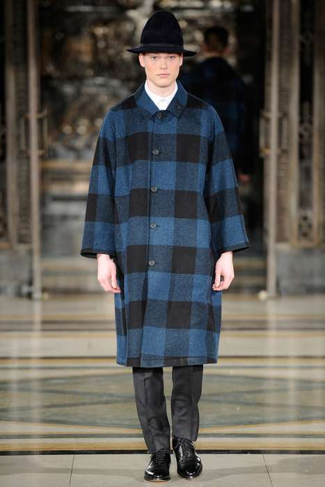 E Tautz Fall/Winter 2012