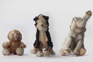Atelier Volvox Designers Took Stuffed Animals and Turned Them Inside Out