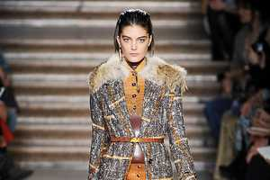 The Missoni Fall 2012 Collection Features Woodsy Colors