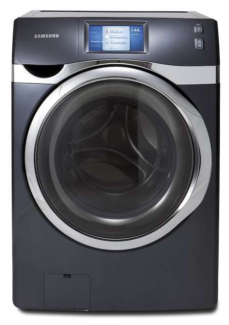 Wirelessly Controlled Cleaners - The F457 Washing Machine Lets You Do the Laundry with Your Phone