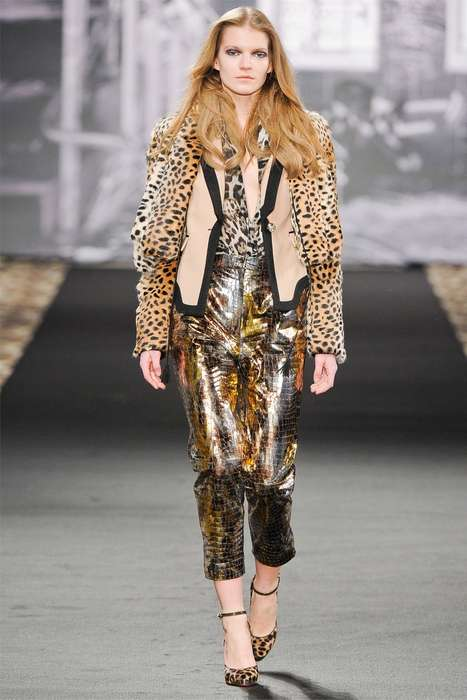 Just Cavalli Fall/Winter 2012/2013