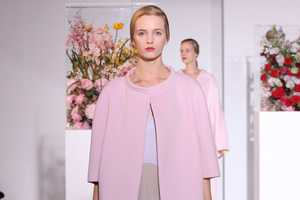 The Jil Sander Autumn/Winter 2012/2013 Collection is Ladylike
