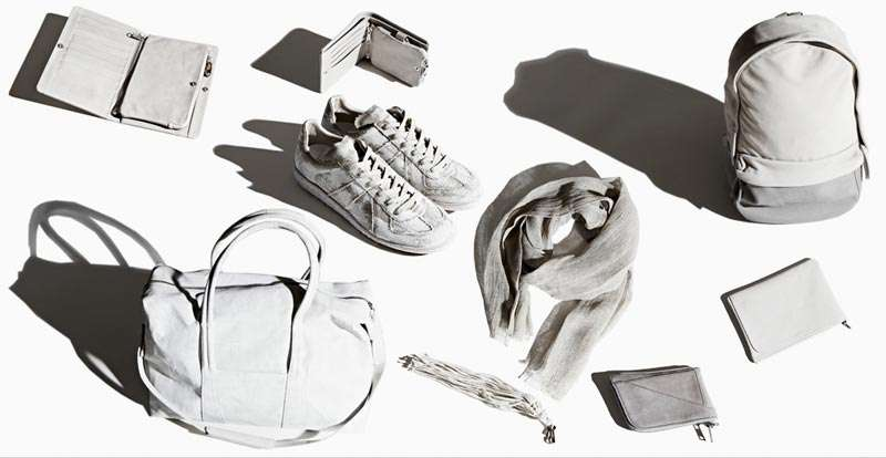 Uncomplicated White-Hot Accessories