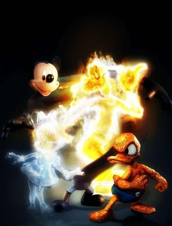 Marvel/Disney Hybrids 2 7