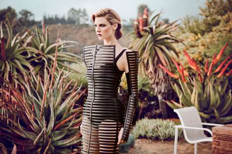 Angela Lindvall Vogue Latin America