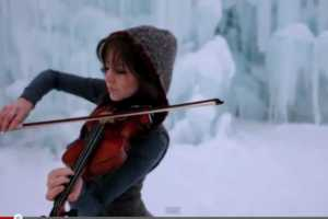 Crystallize by Lindsey Stirling Mixes Classical with WAWAWAs