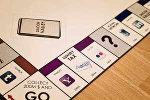 Web Lovers Monopoly Includes All the Most Popular Sites