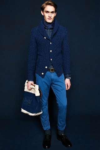 JCrew Menswear Fall 2012
