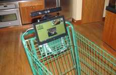 The Kinect-Powered Whole Foods Cart is High-Tech