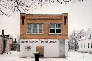 The Kevin Bauman 'Small Churches' Collection Shows Simplistic Faith