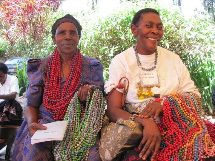 Beads to Fight Poverty