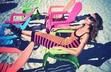 Vibrant Beach-Ready Fashion