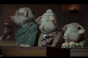 The Three Little Pigs Advert by The Guardian Tells a Dark Story