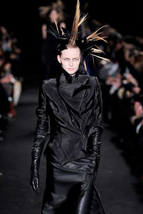 Ann Demeulemeester Autumn / Winter 2012
