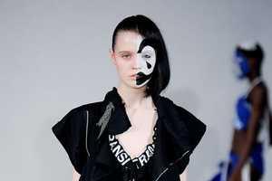 The Bernhard Willhelm Autumn/Winter 2012 Collection Presents Wild Hairstyles