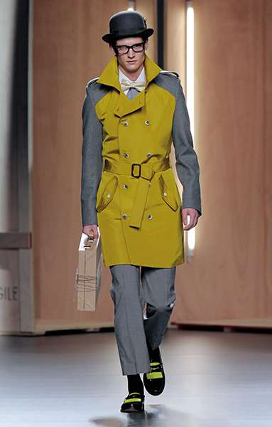 Ana Locking Fall/Winter 2012