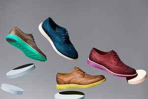 The Nike Cole Haan LunarGrand Shoe Has Style and Comfort