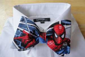 Look Sharp and Geeky with a Bow Tie by Charmaine Welch