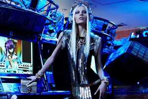Aline Weber is a Glamourous Gamer in Vogue Japan April 2012