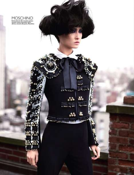 Harpers Bazaar Singapore March 2012