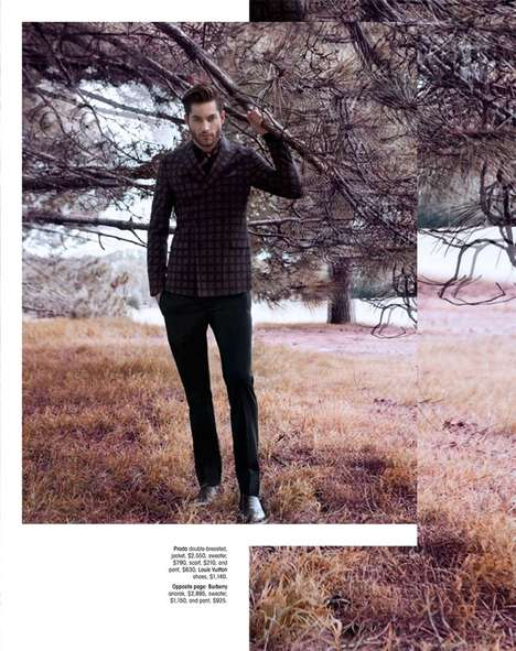 Greg Kheel Men's Style Magazine