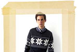 The Mr. Carter Fall/Winter 2012 Collection Features Cool Casuals