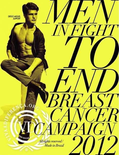 Men In Fight Against Breast Cancer 2012
