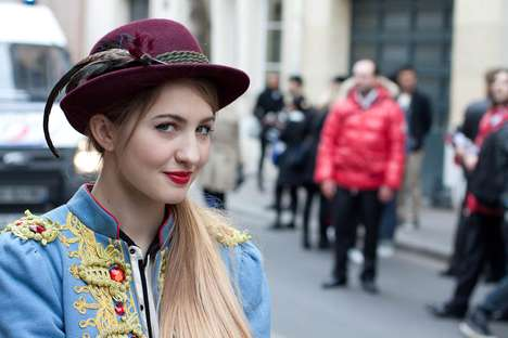 Paris Street Fashion