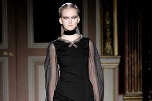 The Andrew Gn Fall 2012 Collection is Sultry and Chic