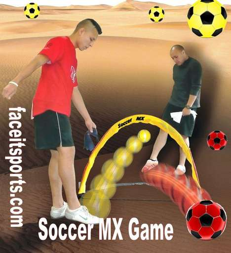 Action Sports soccer game