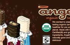 Good Cause Candy - Chocolate Angell Bars are Organic and Fair Trade Certified