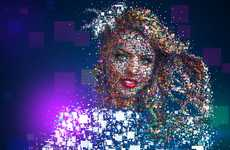 Digital Mosaic Masterpieces