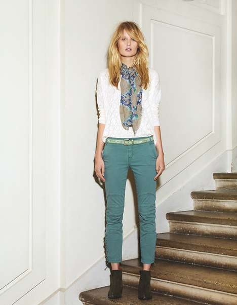 Zadig and Voltaire Spring/Summer 2012