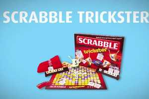The Scrabble Trickster TwitterScrabble Ad Video is Adorable