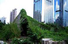 Guerilla City Buildings - 'WEAK' Creates Illegal Architecture to Preserve Chinese Culture