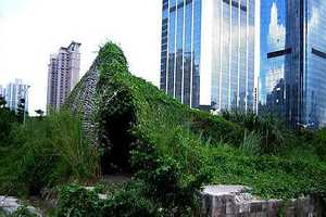 'WEAK' Creates Illegal Architecture to Preserve Chinese Culture