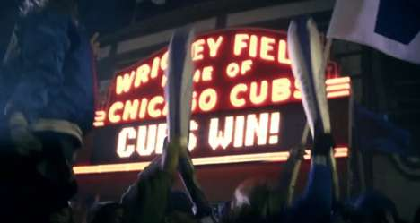 Cubs Win MLB 12
