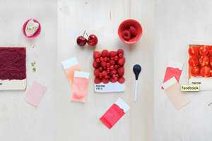Emilie Guelpa's Choose Your Color Series is Delicious