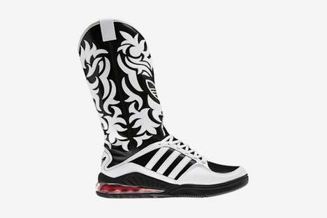 Jeremy Scott Cowboy Boot Sneaker