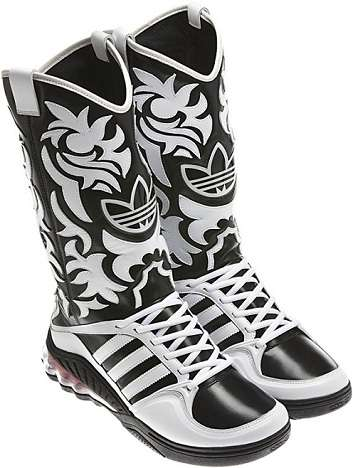 Jeremy Scott Cowboy Boot Sneaker 3