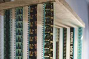 VU35 Creates the 'Filmantes Hanging Shelf'