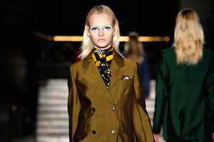 The Miu Miu Fall 2012 Collection is Impeccably Tailored
