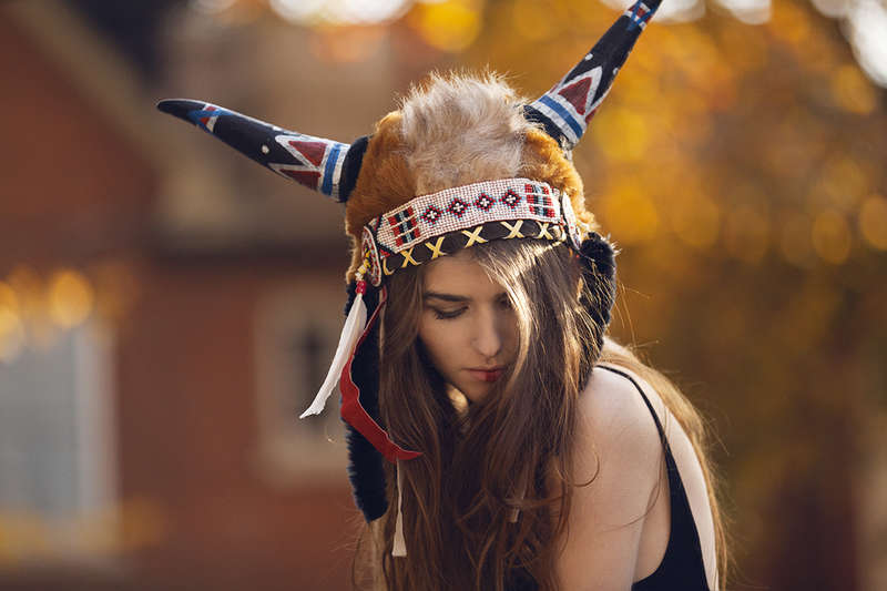 Tribal Teen Pictorials