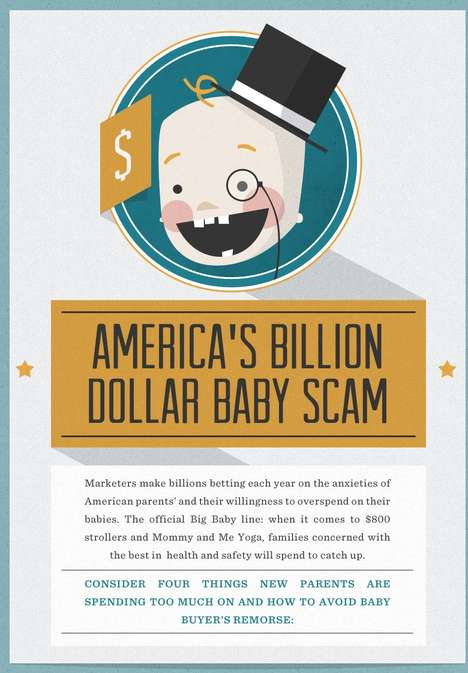 Billion Dollar Baby Scam Infographic
