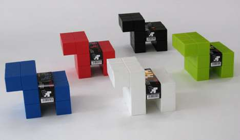 Doggy Building Blocks