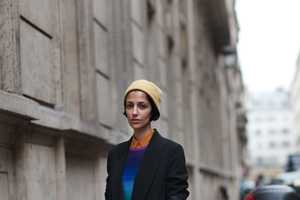 The Sartorialist Presents the Street Style of Paris Fashion Week 2012